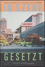 In Szene gesetzt. Architektur in der Fotografie der Gegenwart. Hatje Cantz, 2002
