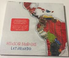 Latineando By Huascar Barradas. HB Records Made In Venezuela Brand New. Music CD