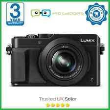Panasonic LUMIX DMC-LX100 12.8MP 4K Digital Camera - Black - 3 Year Warranty