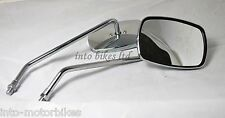 BRAND NEW PAIR SET OF MIRRORS FOR PIAGGIO BEVERLY125 250 400 500