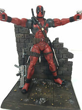 """Marvel Select~ DEADPOOL Merc with the Mouth 7"""" inch~ Complete~ 927"""