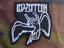 ECUSSON PATCH toppa aufnaher THERMOCOLLANT LED ZEPPELIN rock groupe / 8.9x8cm