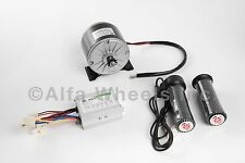 350 Watt 36 V scooter electric motor MY1016 kit w speed controller & throttle