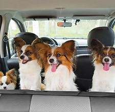 REAR WATERPROOF CAR SEAT COVER DOG PET PROTECTOR MITSUBISHI SHOG