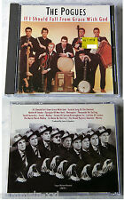 Pogues -If I Should Fall .88 Suisse Stiff CD No Barcode