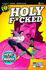 Holy F*cked #4 (Of 4) Comic Book 2016 Action Lab - Danger Zone