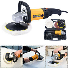 makita variable speed polisher. 7\u0027 electric 6 variable speed car polisher buffer waxer sander detail boat makita