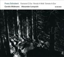 Schubert: Fantasie; Rondo; Sonate (CD, Feb-2012, ECM)
