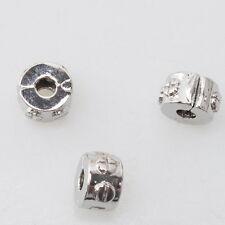 5 Stopper Clasp Bead Fit Charm European Bracelet 150352