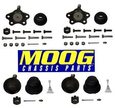 Moog Upper & Lower Ball Joints Fits Chevy/GMC K2500 K1500 Tahoe Sierra Yukon 4WD