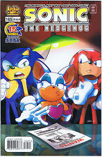 SONIC THE HEDGEHOG #165 - MINT - October 2006