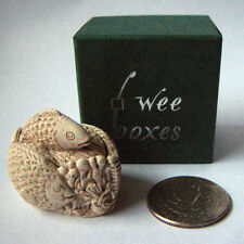 "Wee Boxes Small ""FISH"" WB-145 Trinket Box NEW!"