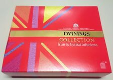 Twinings Fruit & Herbal Infusions Collection Box, Tea Gift , FREE POST
