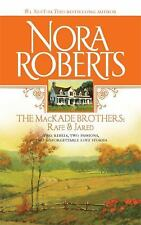 The MacKade Brothers (Rafe & Jared) by Nora Roberts (2004 Paperback) FF1198