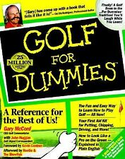 Golf For Dummies A Reference for the Rest of Us John Huggan Gary McCord
