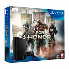 VIDEOCONSOLA PLAYSTATION SONY PS4 1TB SLIM + FOR HONOR