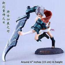 LOL League Of Legends Fighter Riven Ruiwen Statue Figura Garage Kits 3D Model