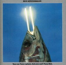 You Can Tune A Piano But You C - Reo Speedwagon (2000, CD NEUF) Remastered