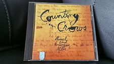 counting crows - august and everything after, CD 100% tested VG cond.
