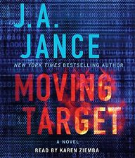 NEW! Moving Target: A Novel by J.A.Jance [Audiobook]