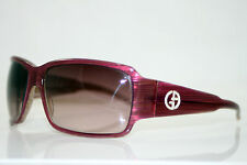 ARMANI Womens Luxury Mauve Designer Sunglasses Model GA 196/S JZ2