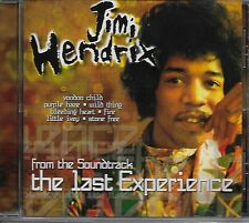 Jimi Hendrix - The Last Experience CD 2001