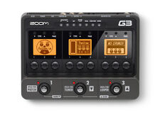 Zoom G3 USB Guitar Multi-Effects Floor Console