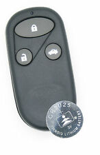 Fits Honda Civic Accord Jazz CR-V etc. 3 Button Remote key FOB refurbish kit