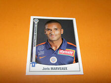 304 JORIS MARVEAUX MONTPELLIER MHSC PAILLADE PANINI FOOT 2011 FOOTBALL 2010-2011