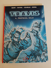 Travis 4 Hardcover Talent collectie 500: 145