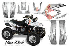 YAMAHA WARRIOR 350 GRAPHICS KIT CREATORX DECALS STICKERS YRW