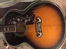 Epiphone EJ-200 Acoustic/Electric Guitar