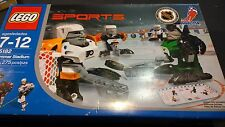 LEGO 65182 Sports: Hockey Slammer Stadium  BOX missing parts