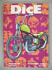 Dice Magazine #10 - Summer, 2006 ~~ nice condition
