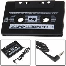 Car Audio Tape Cassette to Jack AUX for iPod MP3 iPhone 3.5mm Connector