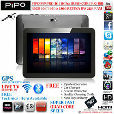 "Pipo Max M9 Pro 32 Gb Gps de 10.1 ""de la Retina Ips Rk3188 Quad Core 4.4 Android Tablet Pc"