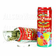Fruit Punch Diversion Stash Safe Can - Hide Protect Secure Valuables