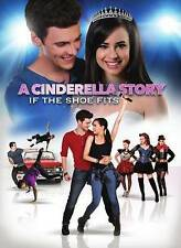 A Cinderella Story: If the Shoe Fits (DVD, 2016)