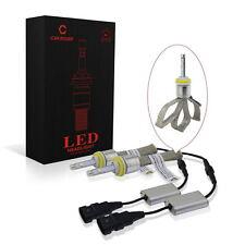 CA POST 2x CREE H1 H4 H11 9007 9012 LED Headlight Conversion Bulbs Hi/Lo Beam