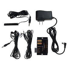 Hidden IR Infrared Remote Repeater Extender Receiver System Kit Home Theater