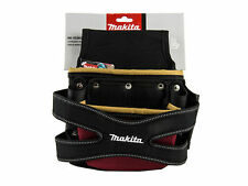MAKITA Professional 2-Pocket Fixings Pouch/Tool Holder Gold Basic Series 66-103