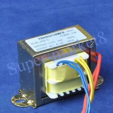 15V-0-15V Out 20W 115/230VAC IN Power Transformer for Audio Headphone Amplifier