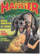 House of Hammer #18 (1978 fn+) Dracula by Neal Adams, Peter Cushing interview