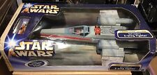 Star Wars, Red Leader X Wing Fighter Death Star Trench MISB
