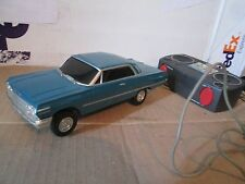 Maisto jumper '63 Impala  1:25 RC Car Lowrider Hoppers no box NOT WORKING