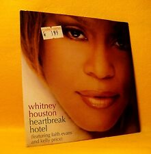 Cardsleeve single CD Whitney Houston Heartbreak Hotel 2TR 1999 House RnB Soul