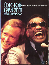 The Dick Cavett Show RAY CHARLES Collection 3 Complete Episodes 2 DISK DVD SET