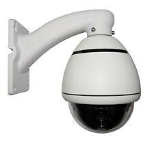 Caméra motorisé PTZ dôme exterieur, Zoom 10X, Capteur HD SONY 700TVL