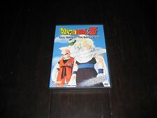 Dragon Ball Z - Cell Games The Games Begin DVD - Funimation - Complete in Box