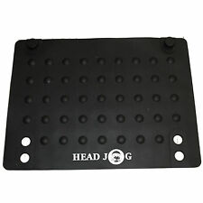 Head Jog Travel Heat Proof Mat For Hair Dryers And Straighteners Silcone